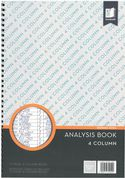 Standard Analysis Book 4 Columns